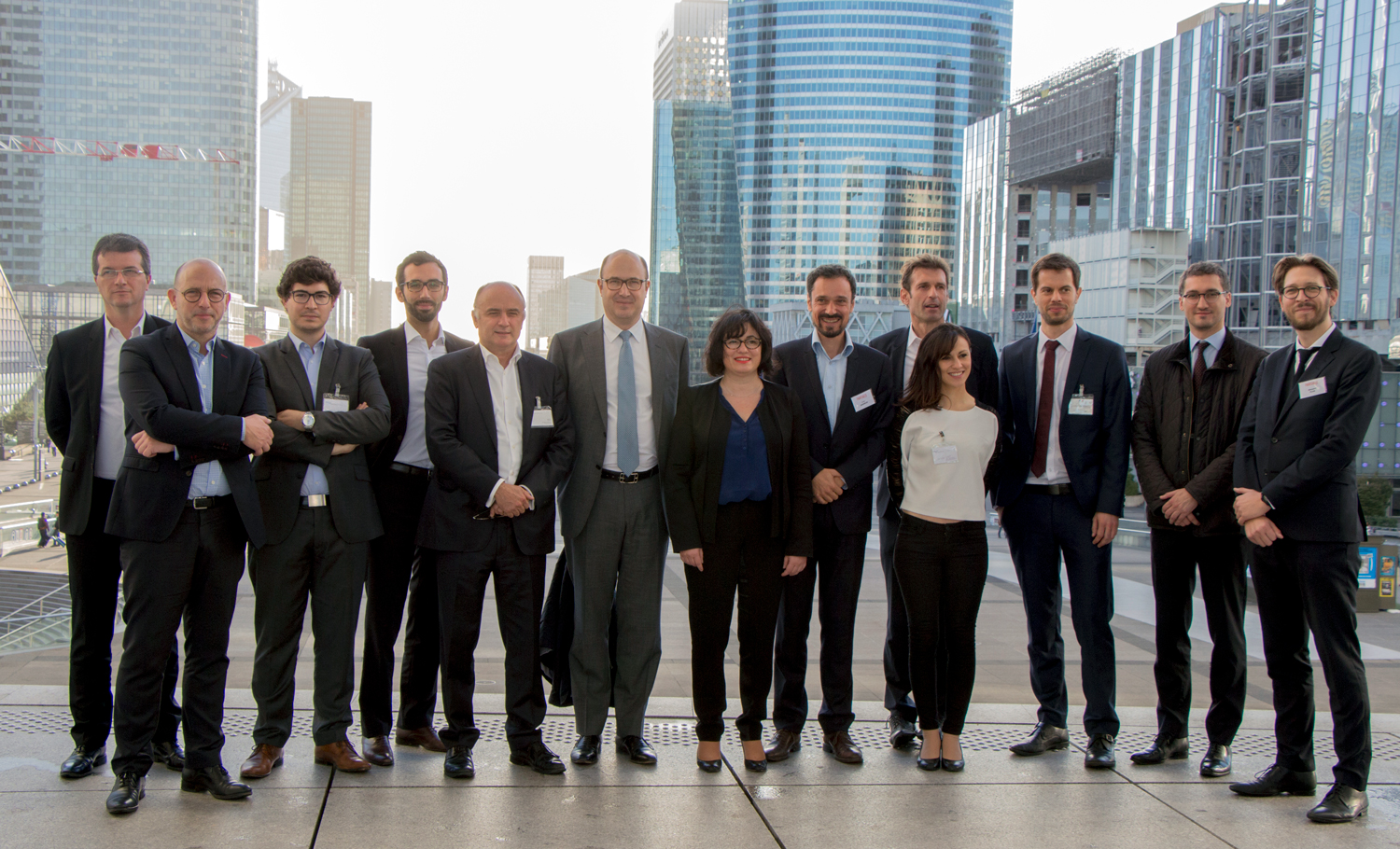 Swave team, launch event october 2017